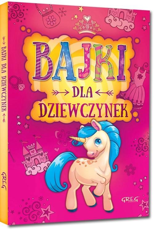 okładka Bajki dla dziewczynek, Książka   Małgorzata Białek