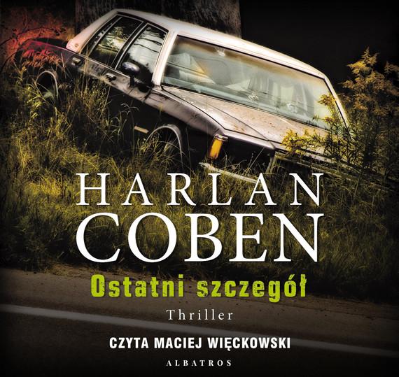 okładka OSTATNI SZCZEGÓŁaudiobook | MP3 | Harlan Coben