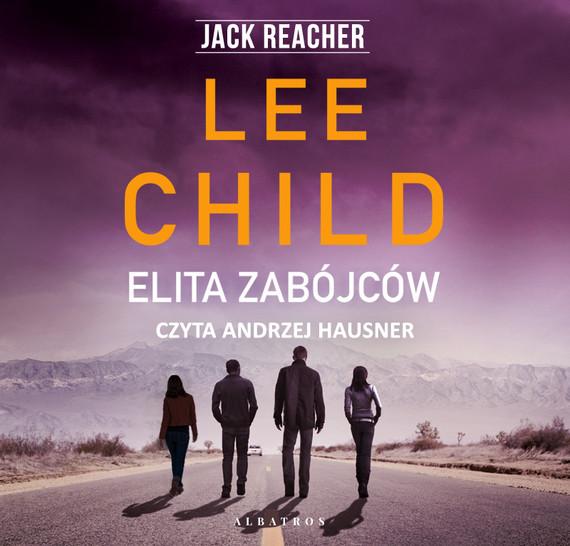okładka ELITA ZABÓJCÓW, Audiobook | Lee Child
