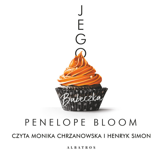 okładka JEGO BABECZKAaudiobook   MP3   PENELOPE BLOOM