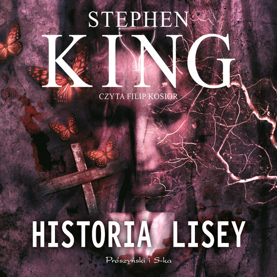 okładka Historia Liseyaudiobook   MP3   Stephen King