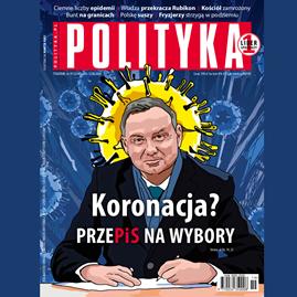 okładka AudioPolityka Nr 19 z 5 maja 2020 rokuaudiobook | MP3 | Polityka