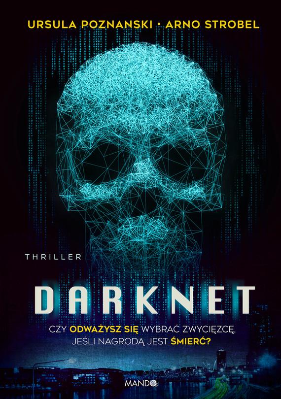 okładka Darknetebook | epub, mobi | Urszula Poznanski, Arno Strobel