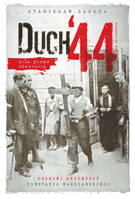 okładka Duch 44ebook | epub, mobi | Stanisław Zasada