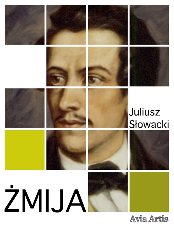 okładka Żmija, Ebook | Juliusz Słowacki