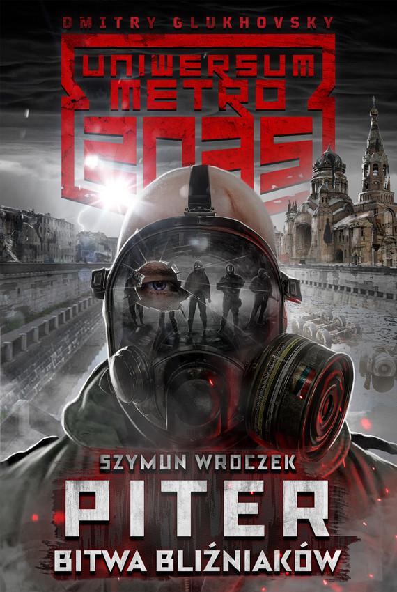 okładka Piter. Bitwa bliźniaków, Ebook | Szymun Wroczek