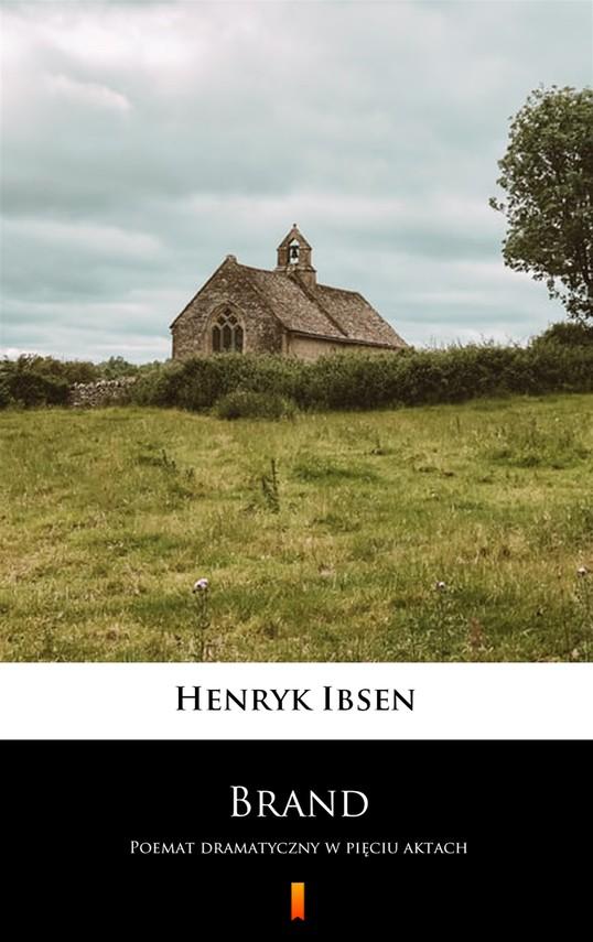 okładka Brand, Ebook   Ibsen Henryk