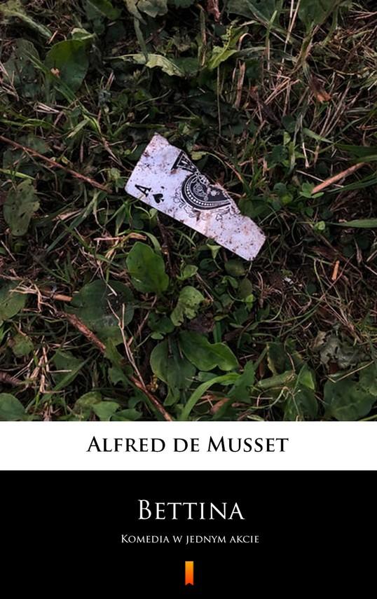 okładka Bettina, Ebook | Alfred  de Musset