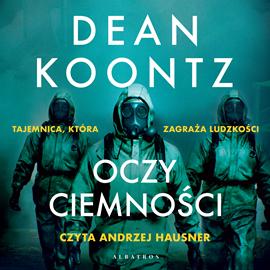 okładka Oczy ciemności, Audiobook | Dean Koontz