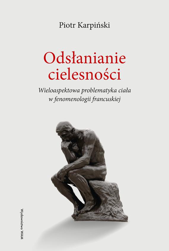 okładka Odsłanianie cielesności, Ebook | ks. Piotr Karpiński