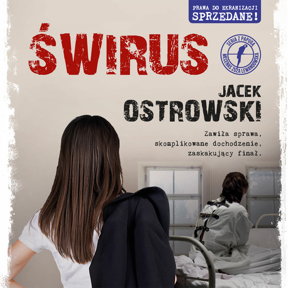 okładka Świrus, Audiobook | Jacek  Ostrowski