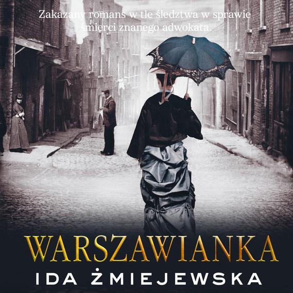 okładka Warszawiankaaudiobook   MP3   Ida Żmiejewska