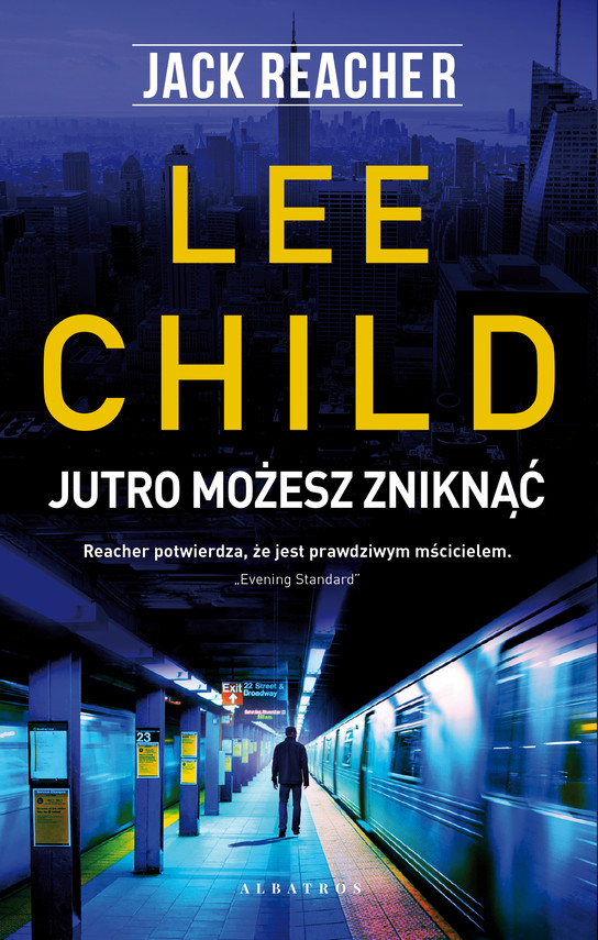 okładka Jutro możesz zniknąć, Ebook | Lee Child