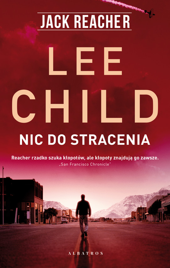 okładka NIC DO STRACENIA, Ebook | Lee Child