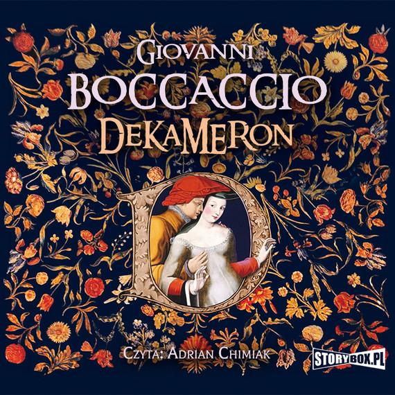 okładka Dekameron, Audiobook   Giovanni Boccaccio