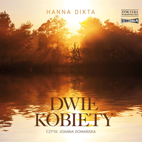 okładka Dwie kobiety, Audiobook   Hanna Dikta