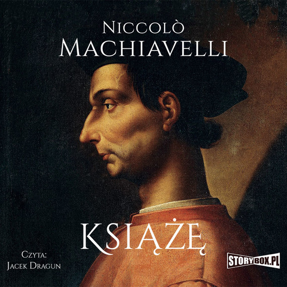 okładka Książę, Audiobook   Niccolò  Machiavelli