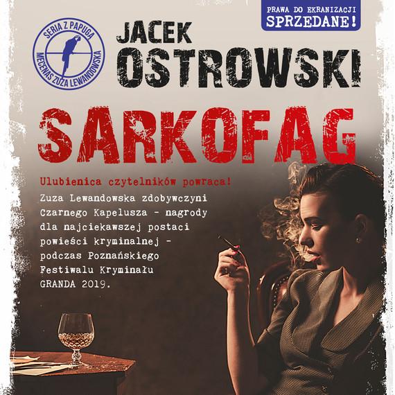 okładka Sarkofag, Audiobook | Jacek  Ostrowski