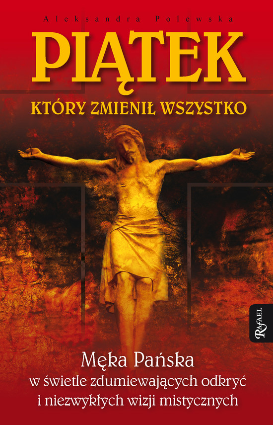 okładka Piątek który zmienił wszystko, Ebook | Aleksandra Polewska