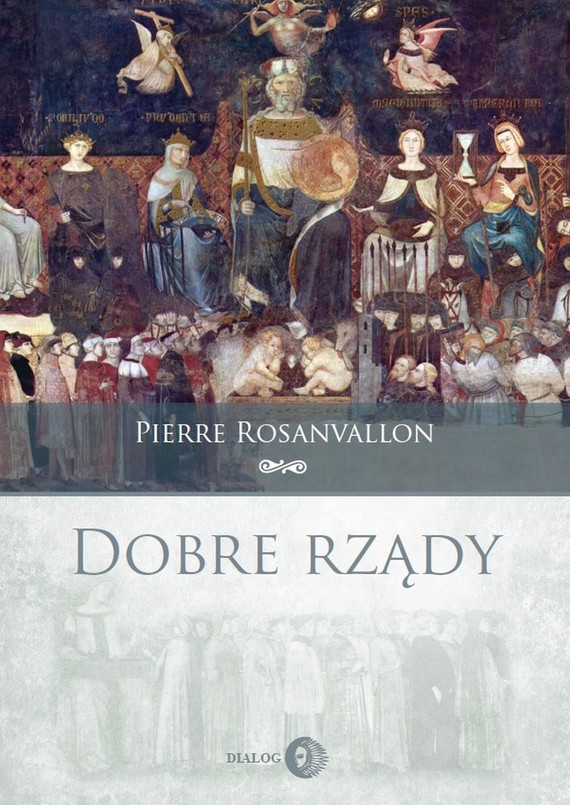 okładka Dobre rządy, Ebook | Rosanvallon Pierre
