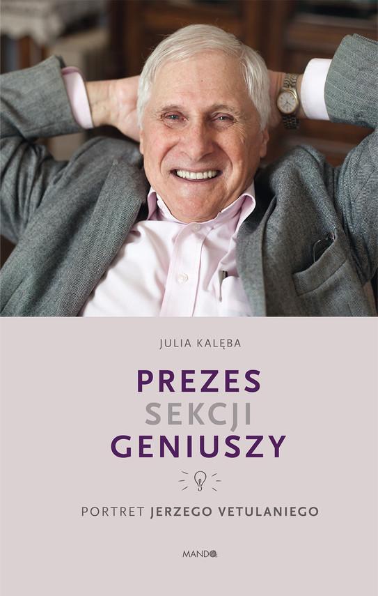 okładka Prezes Sekcji Geniuszy, Ebook | Julia Kalęba