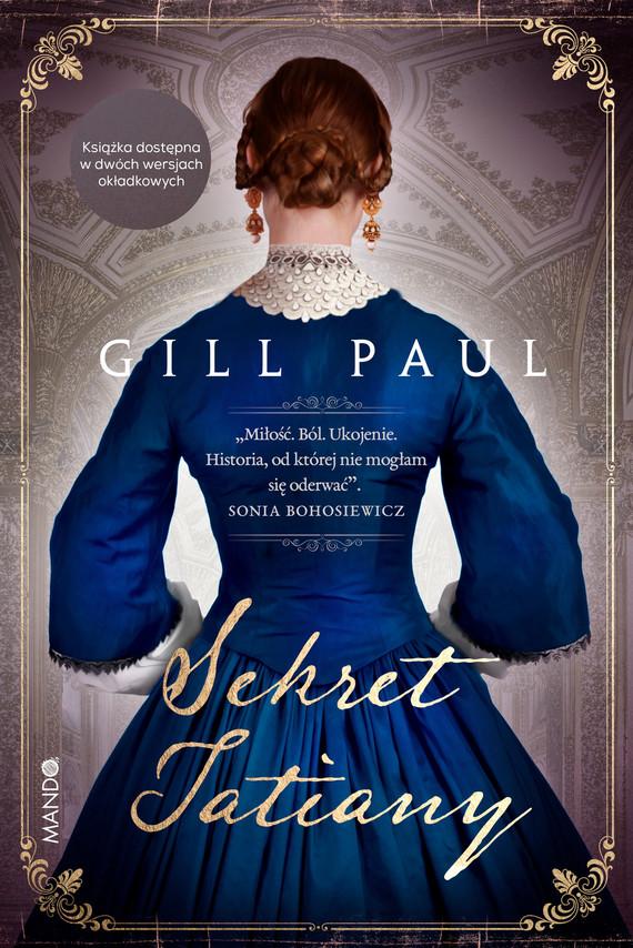 okładka Sekret Tatiany, Ebook | Gill Paul
