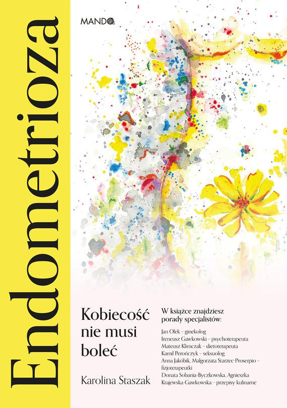 okładka Endometrioza, Ebook | Karolina  Staszak