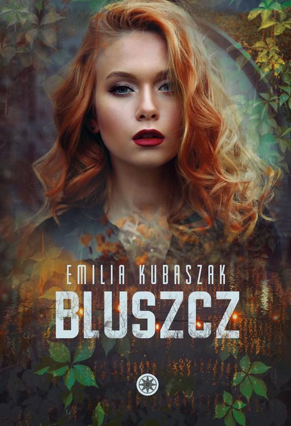 okładka Bluszcz, Ebook | Emilia Kubaszak