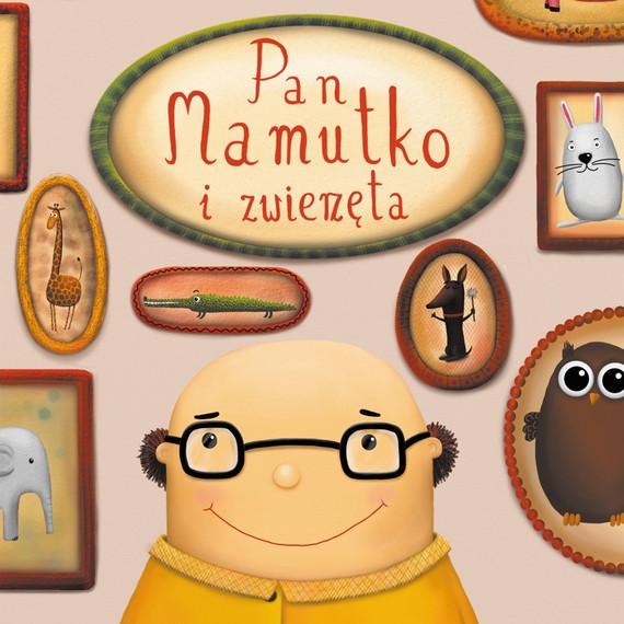 okładka Pan Mamutko i zwierzęta (audiobook)audiobook | MP3 | Paweł Beręsewicz