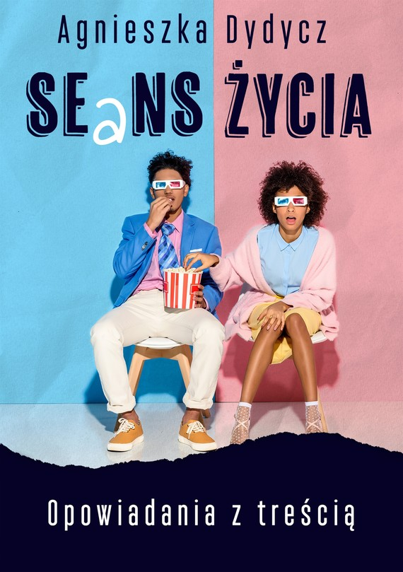 okładka SEanS ŻYCIA, Ebook | Agnieszka Dydycz