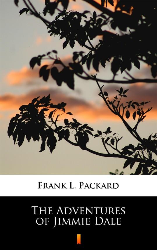 okładka The Adventures of Jimmie Daleebook | epub, mobi | Frank L. Packard