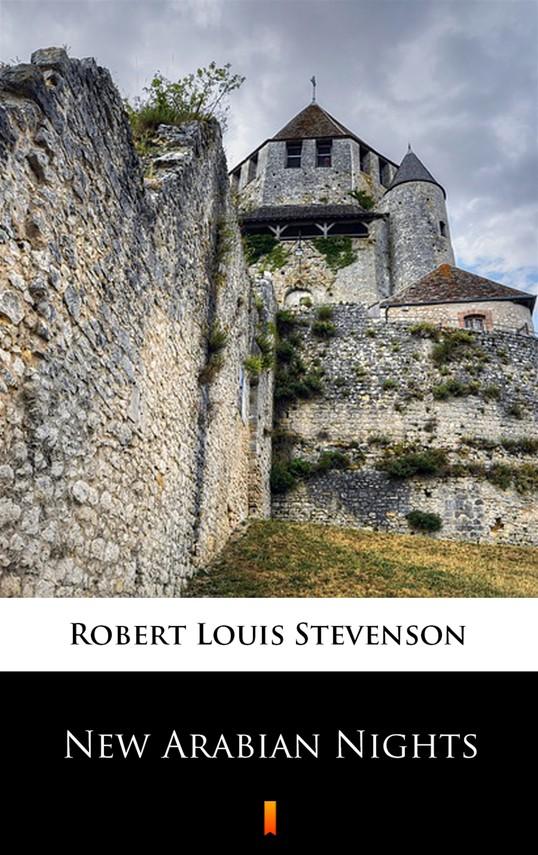 okładka New Arabian Nightsebook | epub, mobi | Robert Louis Stevenson