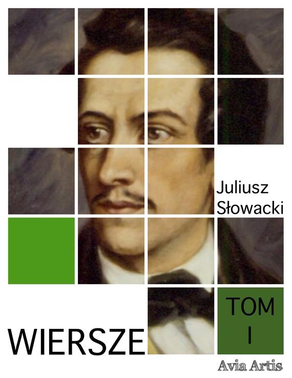 okładka Wiersze tom Iebook | epub, mobi | Juliusz Słowacki