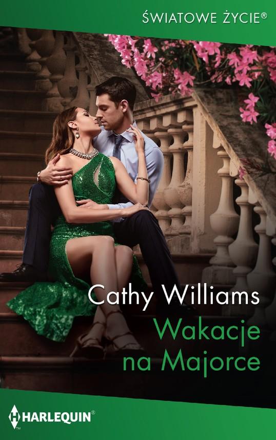 okładka Wakacje na Majorceebook   epub, mobi   Cathy Williams