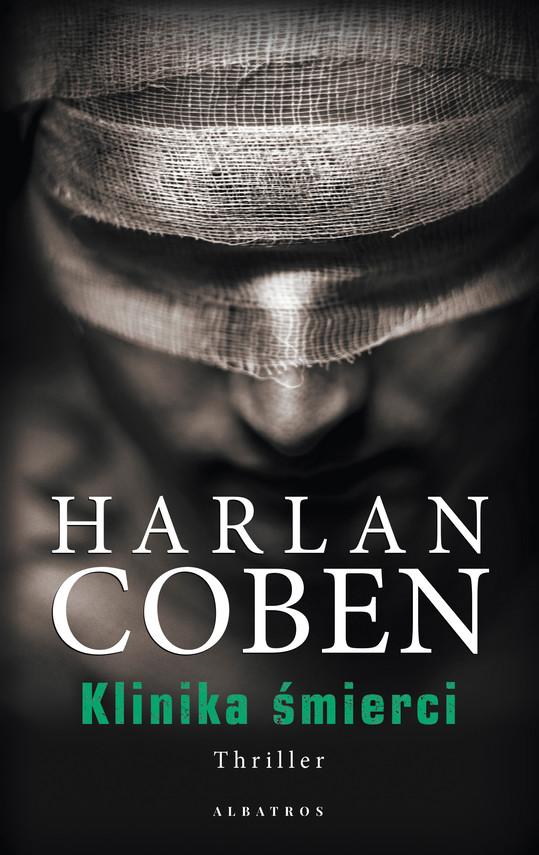 okładka Klinika śmierci, Ebook   Harlan Coben