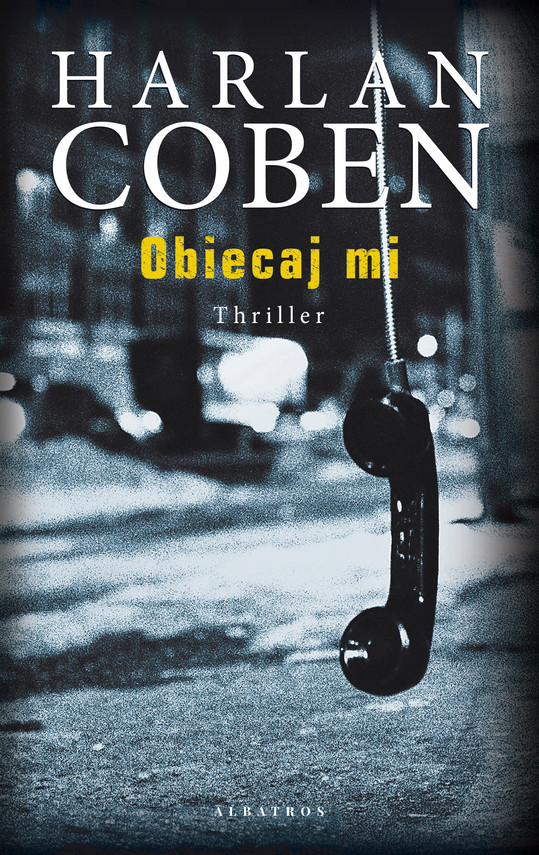 okładka Obiecaj miebook | epub, mobi | Harlan Coben