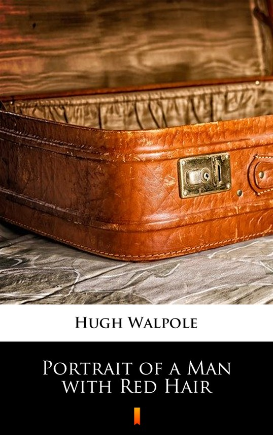 okładka Portrait of a Man with Red Hairebook   epub, mobi   Hugh Walpole