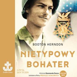 okładka Nietypowy bohateraudiobook   MP3   Herndon Booton