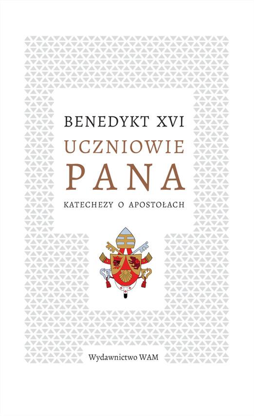 okładka Uczniowie Panaebook | epub, mobi | Benedykt XVI