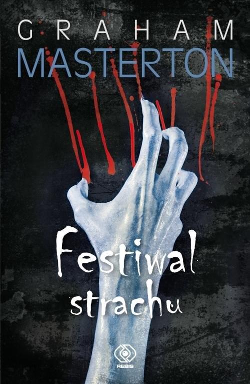 okładka Festiwal strachu, Książka | Graham Masterton