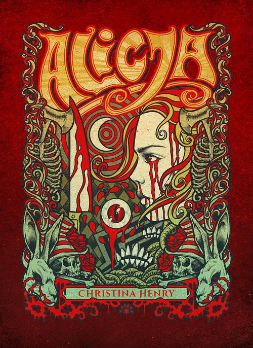 okładka Alicja, Książka | Henry Christina
