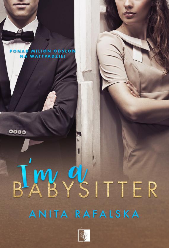 okładka I'm a babysitterebook   epub, mobi   Anita Rafalska