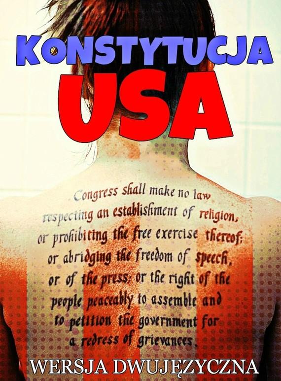 okładka Konstytucja USA, Ebook | praca zbiorowa