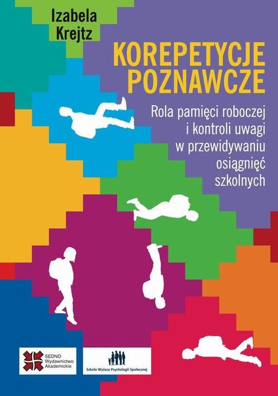 okładka Korepetycje poznawczeebook | pdf | Izabela Krejtz