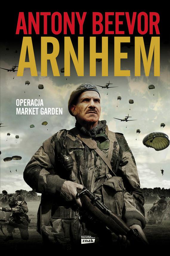 okładka Arnhem 1944ebook | epub, mobi | Antony Beevor