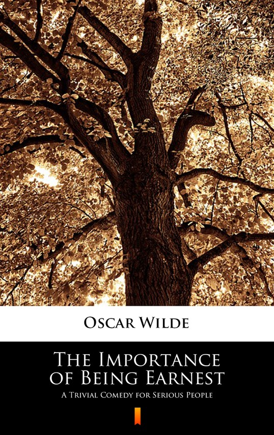 okładka The Importance of Being Earnest, Ebook   Oscar Wilde