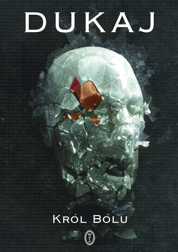 okładka Król Bólu, Ebook | Jacek Dukaj
