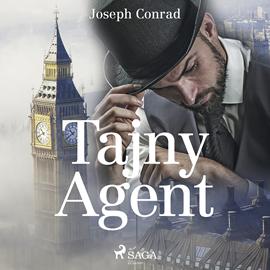 okładka Tajny agent, Audiobook | Joseph Conrad
