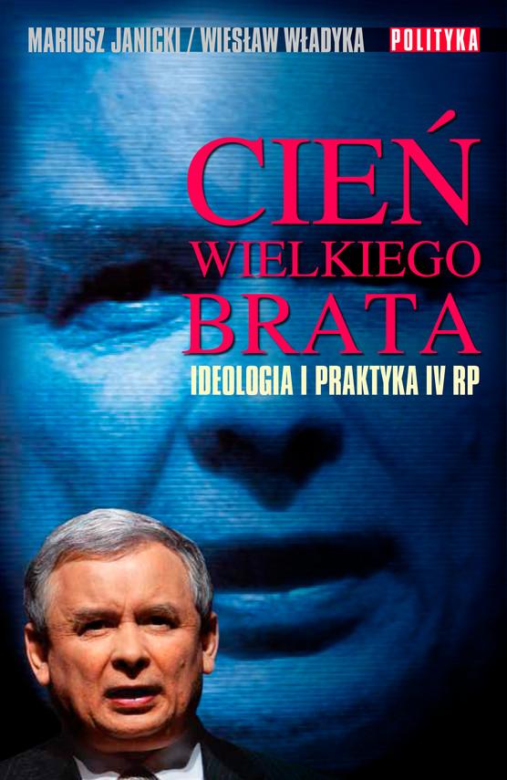 okładka Cień wielkiego brata, Ebook | Mariusz Janicki, Wiesław Władyka
