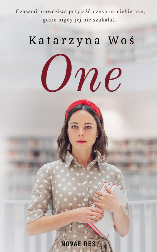 okładka Oneebook | epub, mobi | Katarzyna Woś